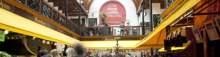 Cork City English Market