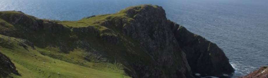 Donegal Wandern Irland