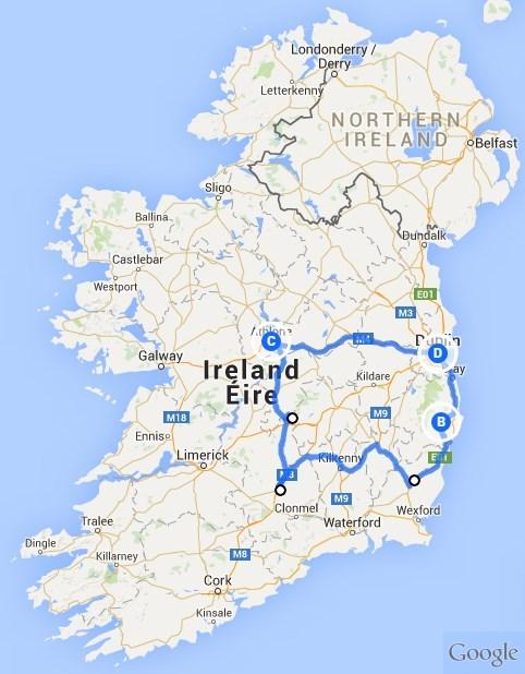 Irland Rundreise von den Experten