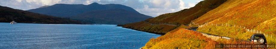 Rundreise Irland Killary Harbour
