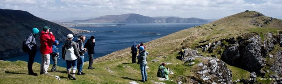Aktivurlaub in Irland