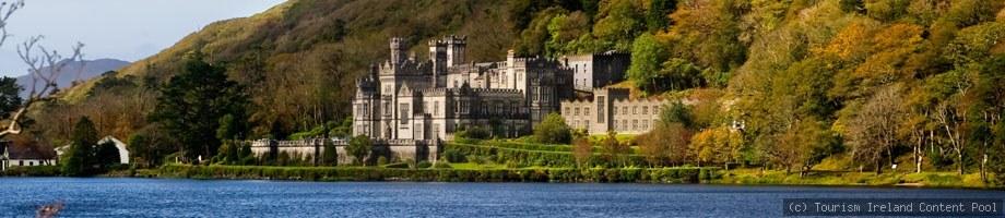 Rundreise Irland Kylemore Abbey