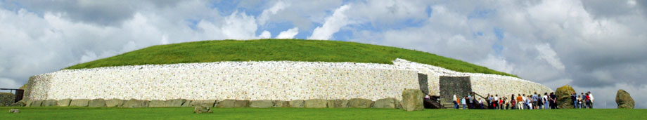 Newgrange Irland Rundreise