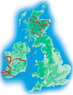 Irland-Schottland Rundreise von den Experten