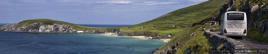 Irland Busrundreise Küstenstrasse