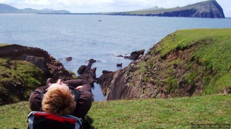 Wanderungen durch Irland auf eigene Faust (Dingle)
