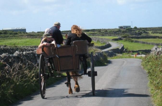 Burren Irland