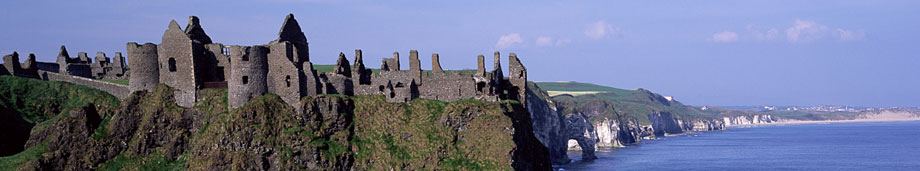 Irland Rundreise Castle