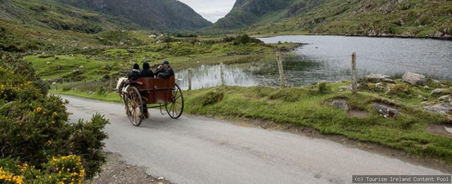 Irland-Rundreise mit dem Mietwagen