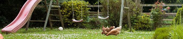 Bauernhof Urlaub Irland Kinder Spielplatz