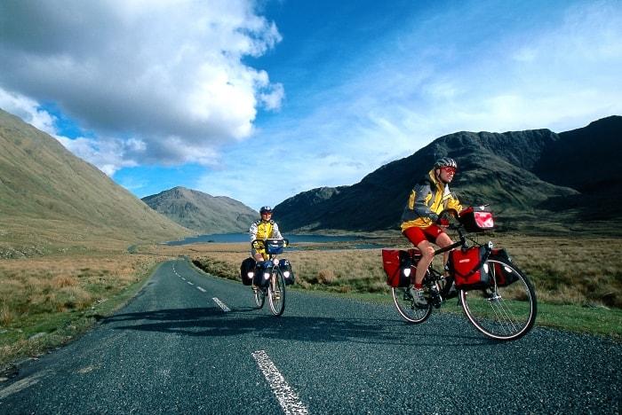 fahrradtour irland