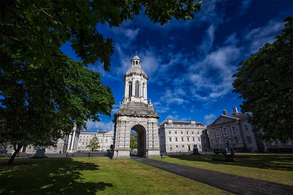 Kampanile Trinity College
