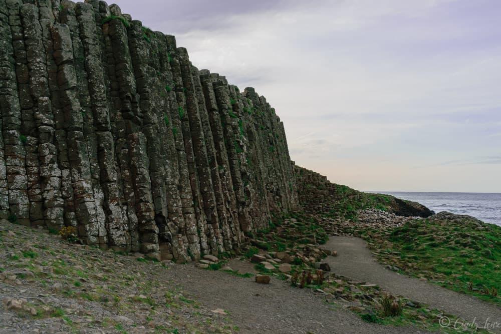 Giant's Causeway, Norden Irlands