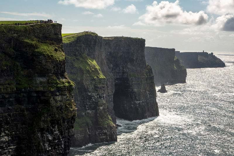 Whiskey Bars in Irland Clare Cliffs of Moher