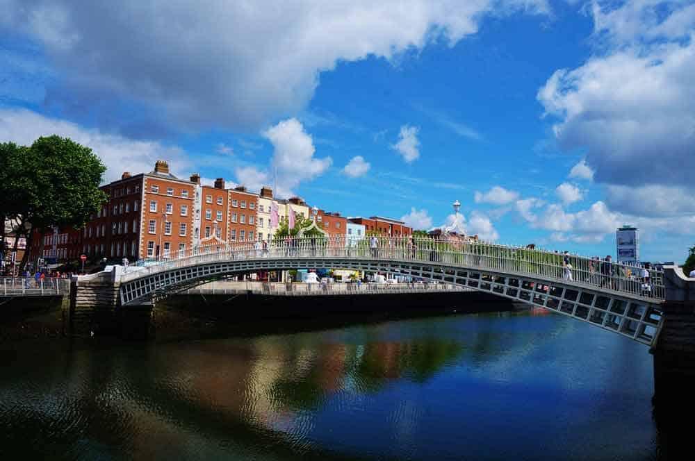 Top-Sehenswürdigkeiten in Dublin, Freiwilligendienst in Irland