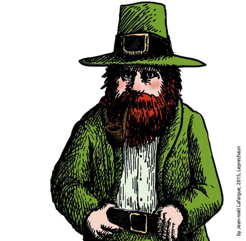 Leprechaun Irland