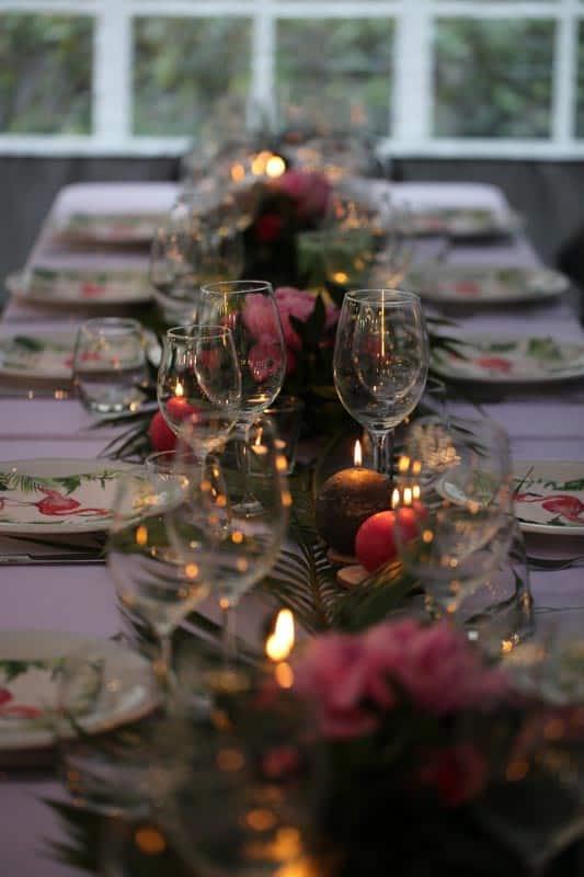 Festessen Silvester