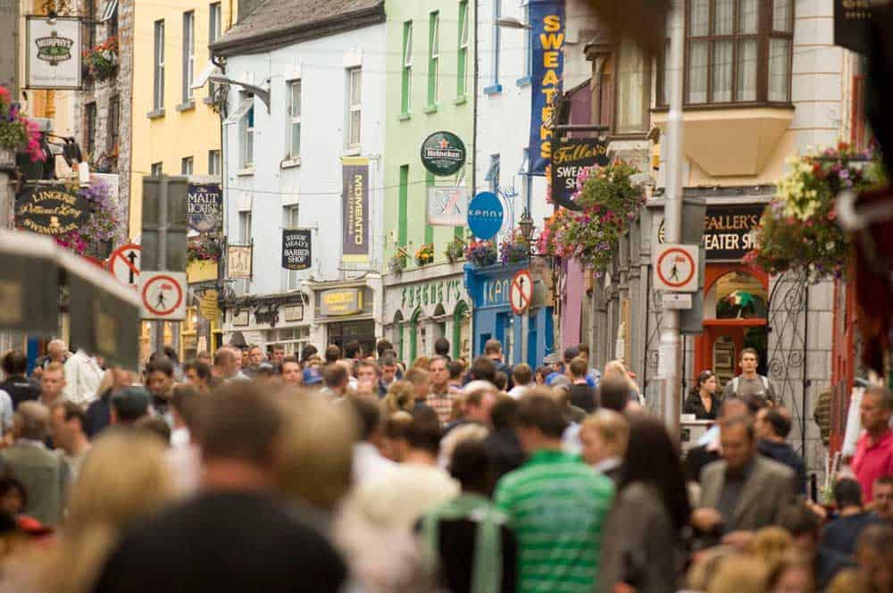 Sehenswürdigkeiten in Galway