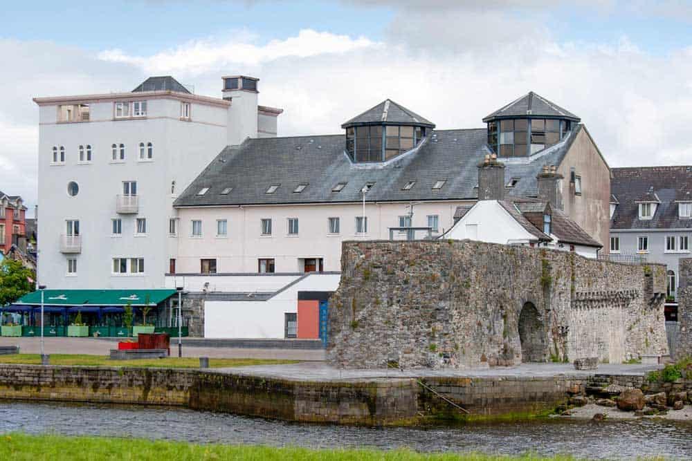 Sehenswürdigkeiten in der Stadt Galway