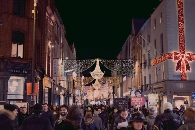 Weihnachten Dublin