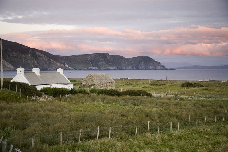 Achill Islanf auf dem Wild Atlantic Way