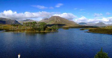 Connemara Nationalpark, Irlands Nationalparks