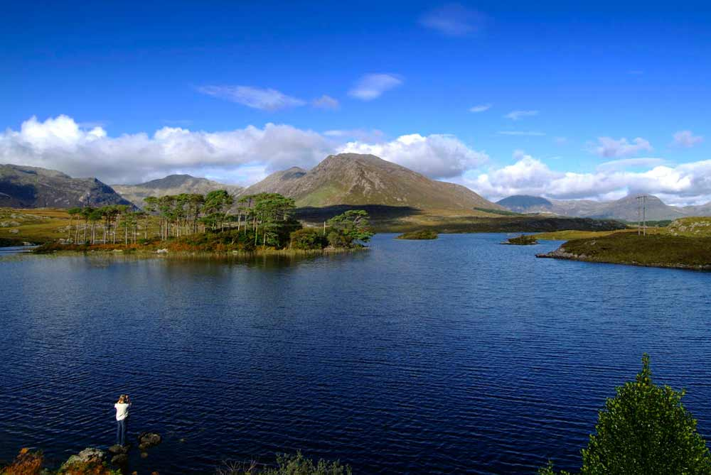 Connemara Nationalpark, Irlands Nationalparks
