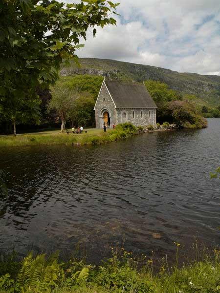 Gougane Barra Nationalpark, Irlands Nationalparks