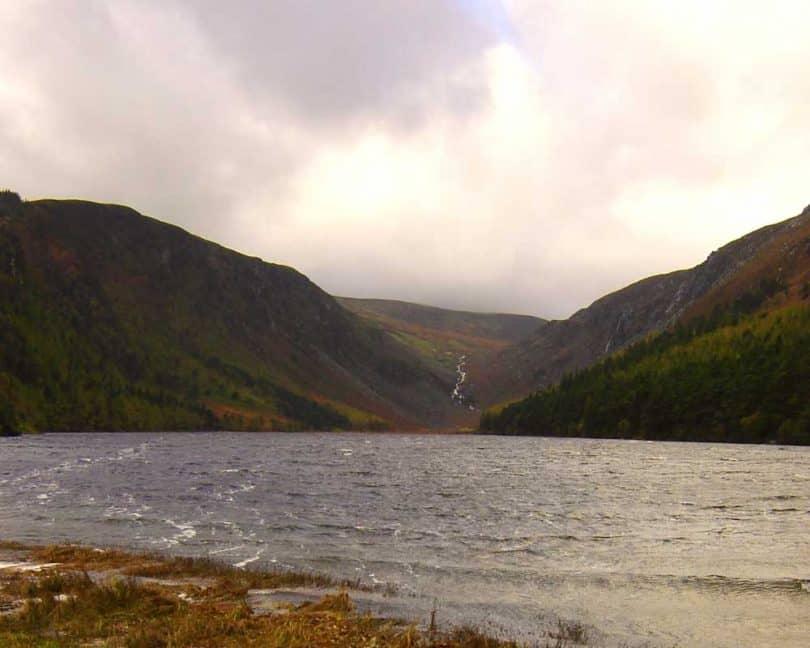 Wicklow Mountain Nationalpark, Irlands Nationalparks