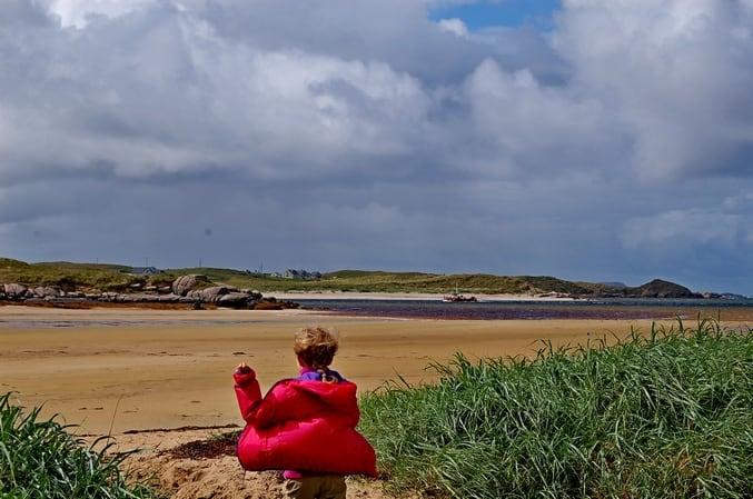Urlaub in Irland mit Kindern