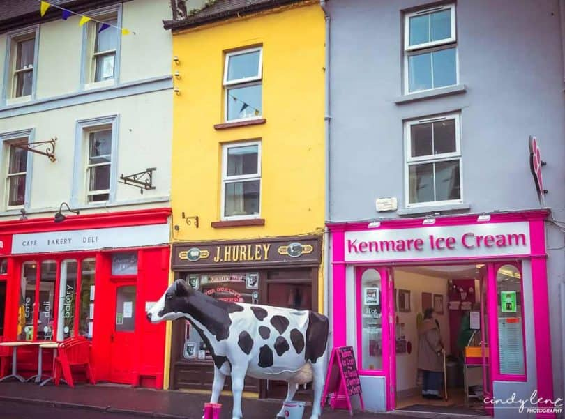 Kenmare im County Kerry