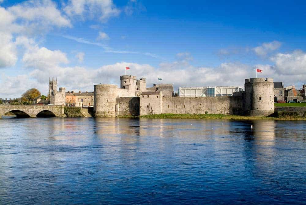 Limericks Sehenswürdigkeiten