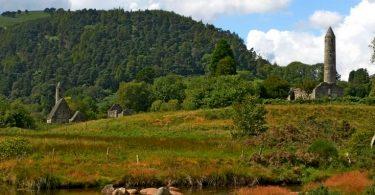 Glendalough, das Tal der zwei Seen