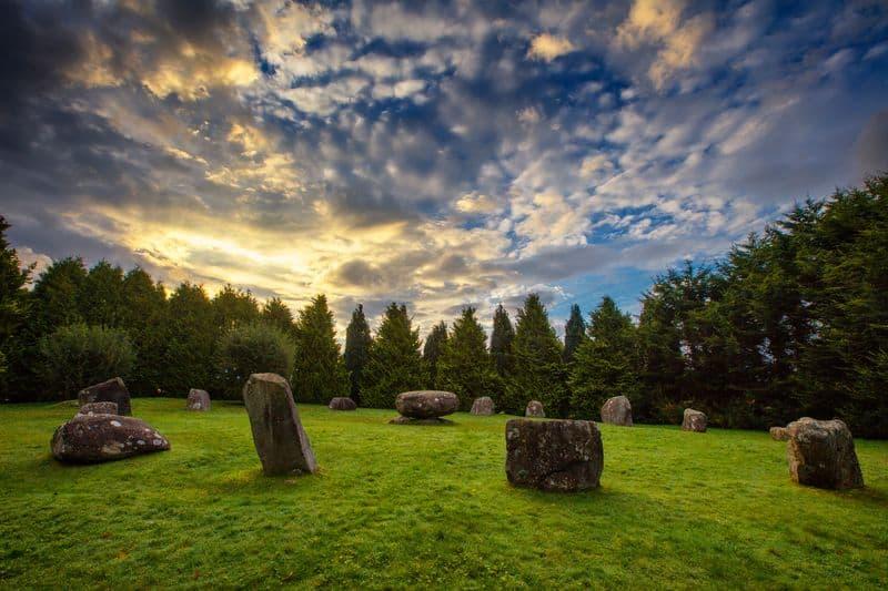 Steinkreis von Kenmare