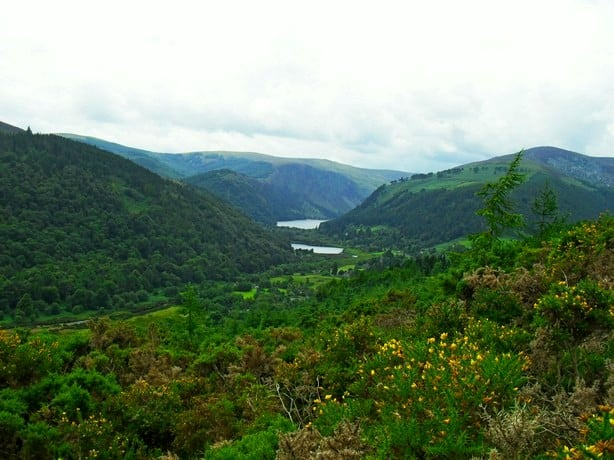 Glendalough, County Wicklow, Irland, Kevin von Glendalough
