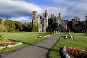 Ashford Castle Schlosspark