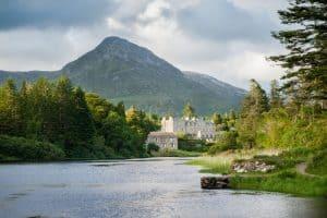 Ballynahinch Castle Landschaft