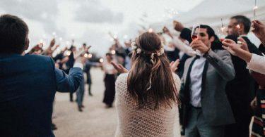 irisches Hochzeitsfest