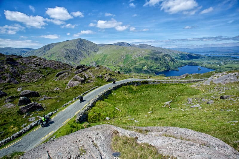 Panoramastraßen in Irland