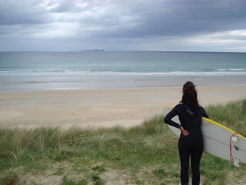 Surfen in Irland, Irland Surfen