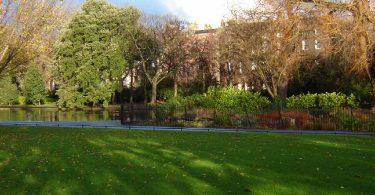 St Stephen's Green Park, St Stephen's Green
