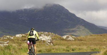 Fahrrad fahren in Connemara