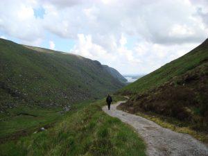 Wandern im Glenveagh Nationalpark