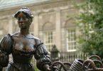 Molly Malone Denkmal