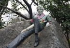 Oscar Wilde Merrion Square Dublin