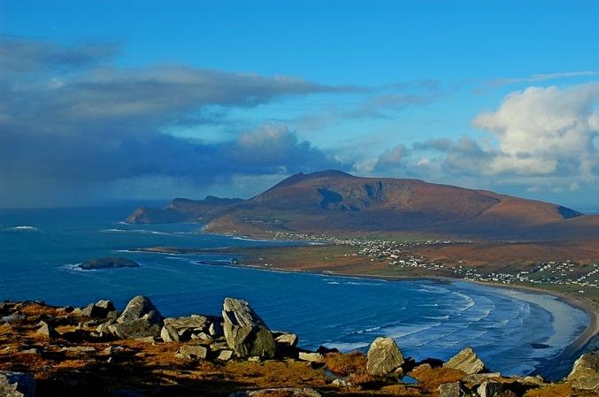 Keel Achill Island