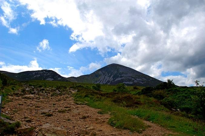 Croagh Patrick County Mayo
