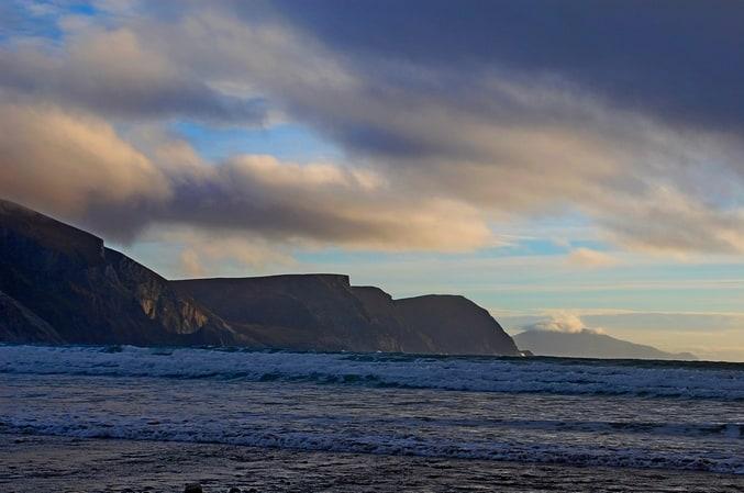 Minaun Achill Island