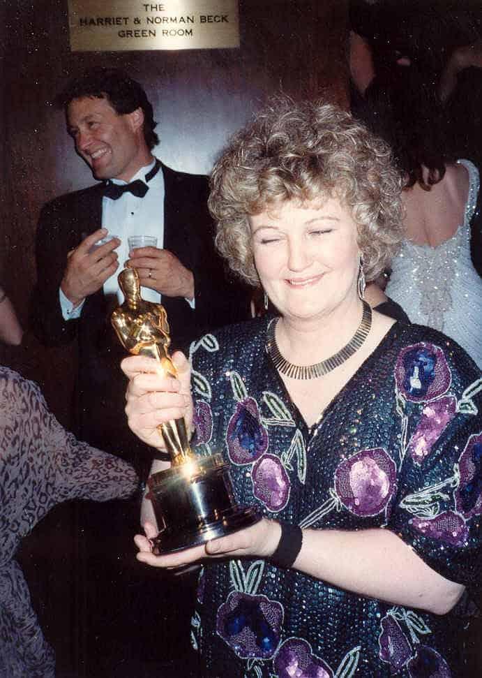 Brenda Fricker, irische Schauspielerin