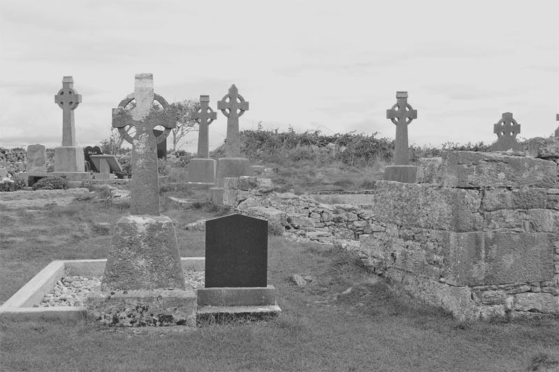 irische Beerdigung